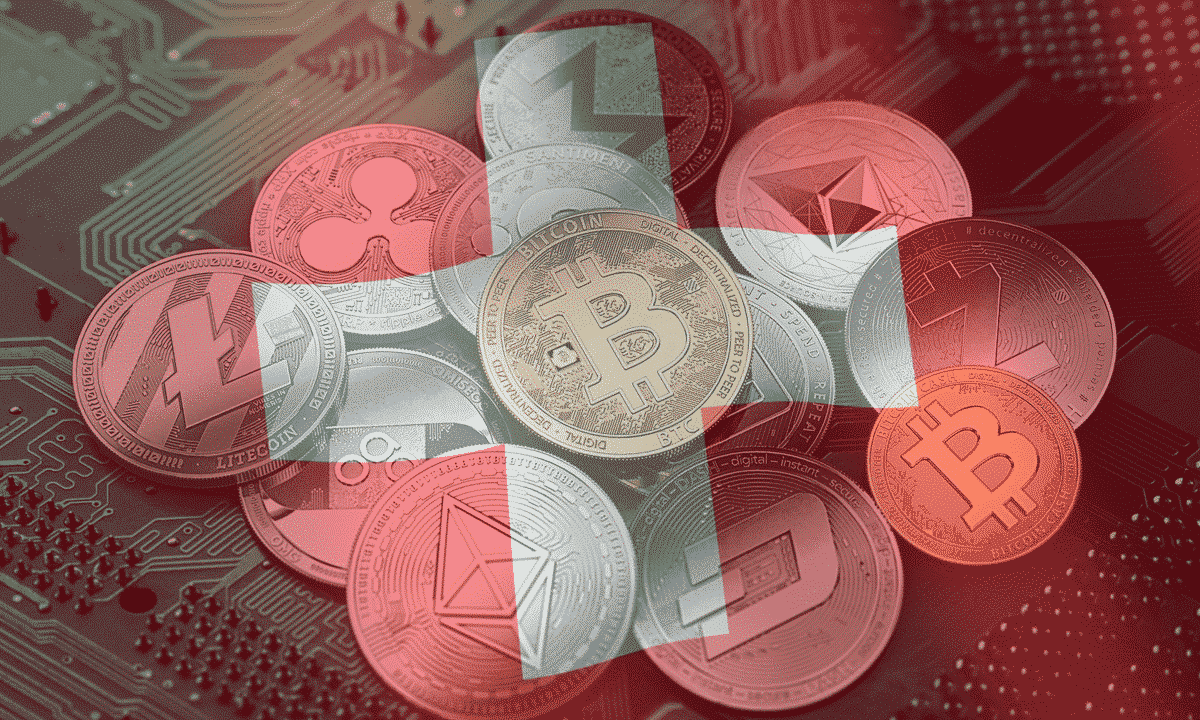 Switzerland meaning to oust crypto currency?