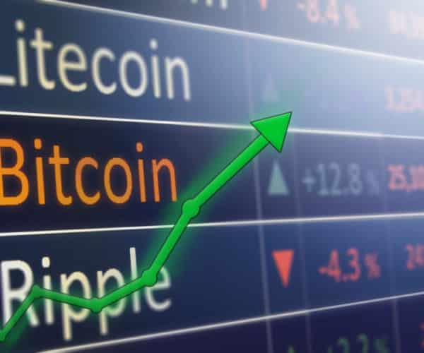 Crypto currency markets touch the sky after touching rock bottom.