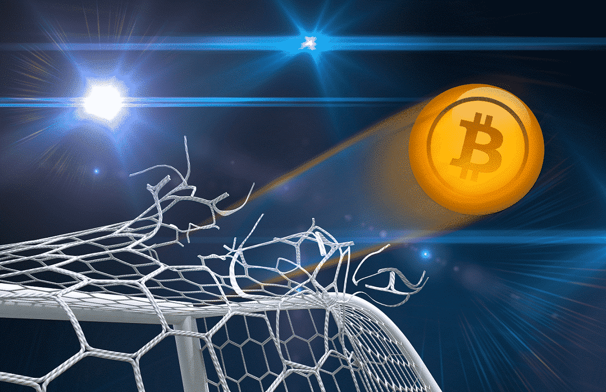 Football now has a unique relationship with virtual currency.