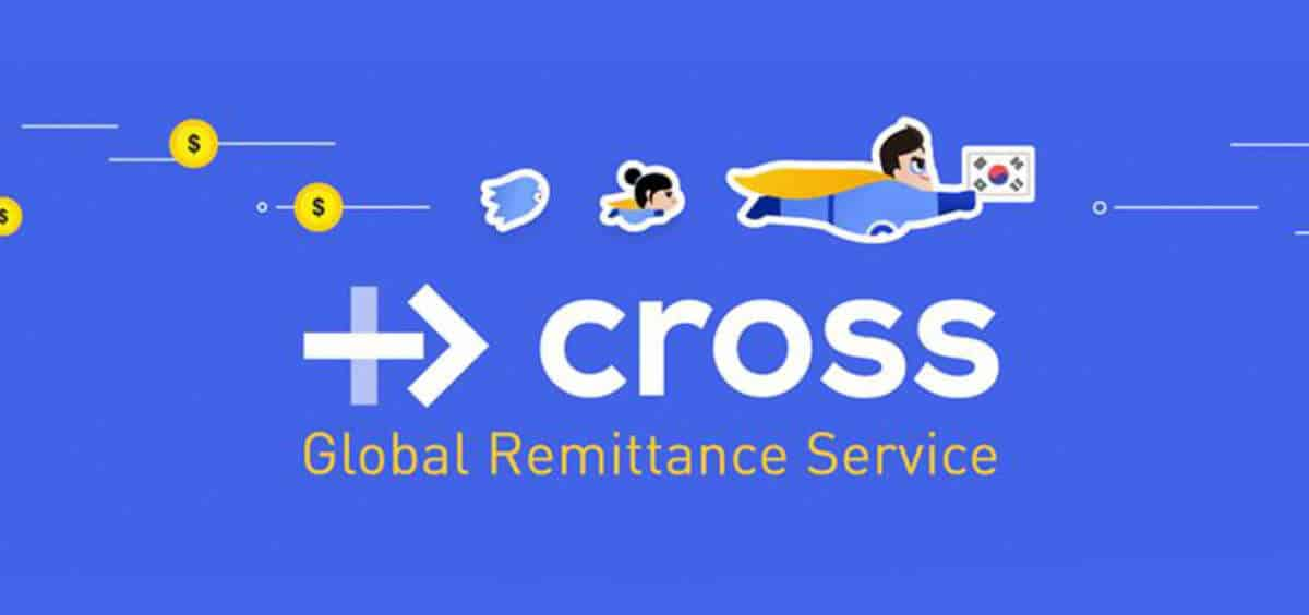 Cross – The 1st remittance App in South Korea
