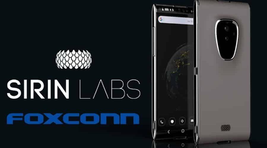 Sirin Labs Launches 'Finney'— World's First Blockchain Smartphone