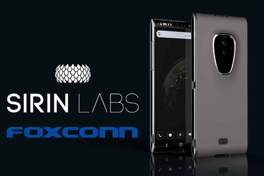 Sirin Labs Launches finney