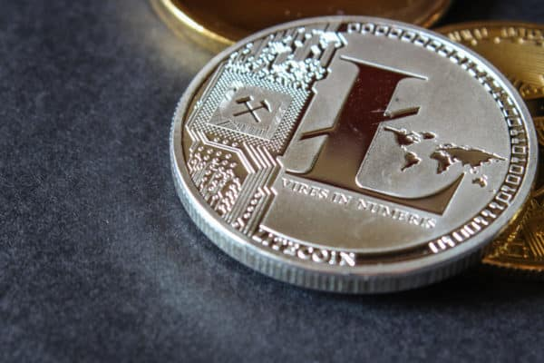LITECOIN (LTC) increases more than 10% over the weekend