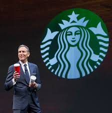 Howard Schultz Ex-Starbucks CEO Thinks Cryptocurrencies Are Future Of Digital Economy
