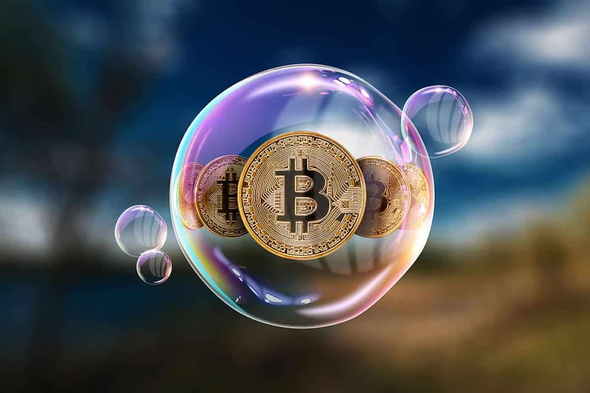 Why the Bitcoin Bubble Burst