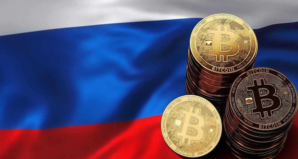 Russia to Diversify its Cash Reserves into Bitcoin