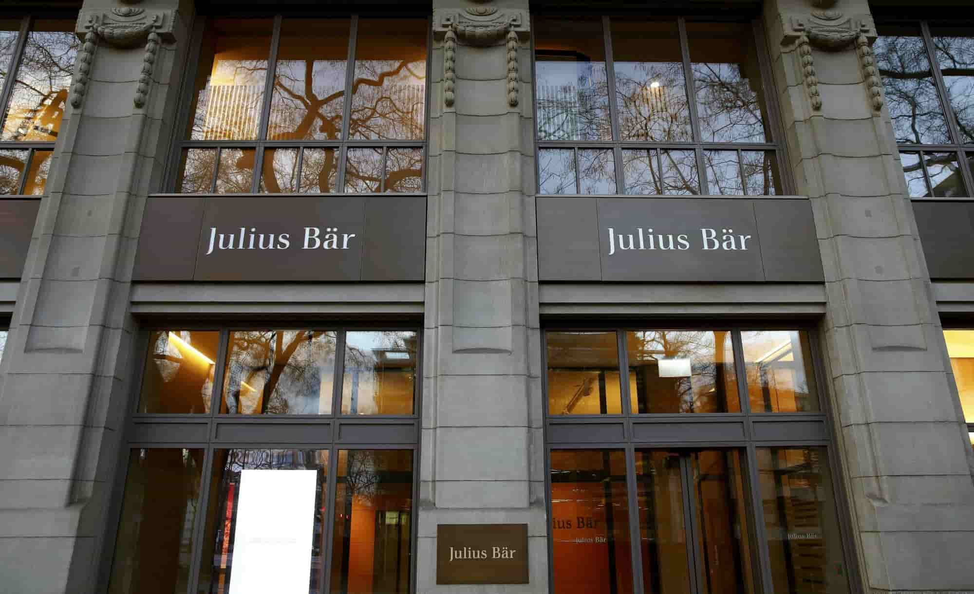 Swiss Banking Giant Julius