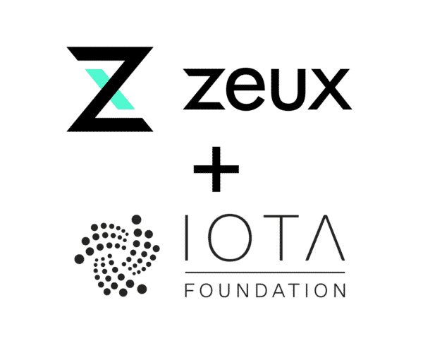 Zeux App and IOTA Come Together to Make Crypto Payments Possible at Retail Outlets