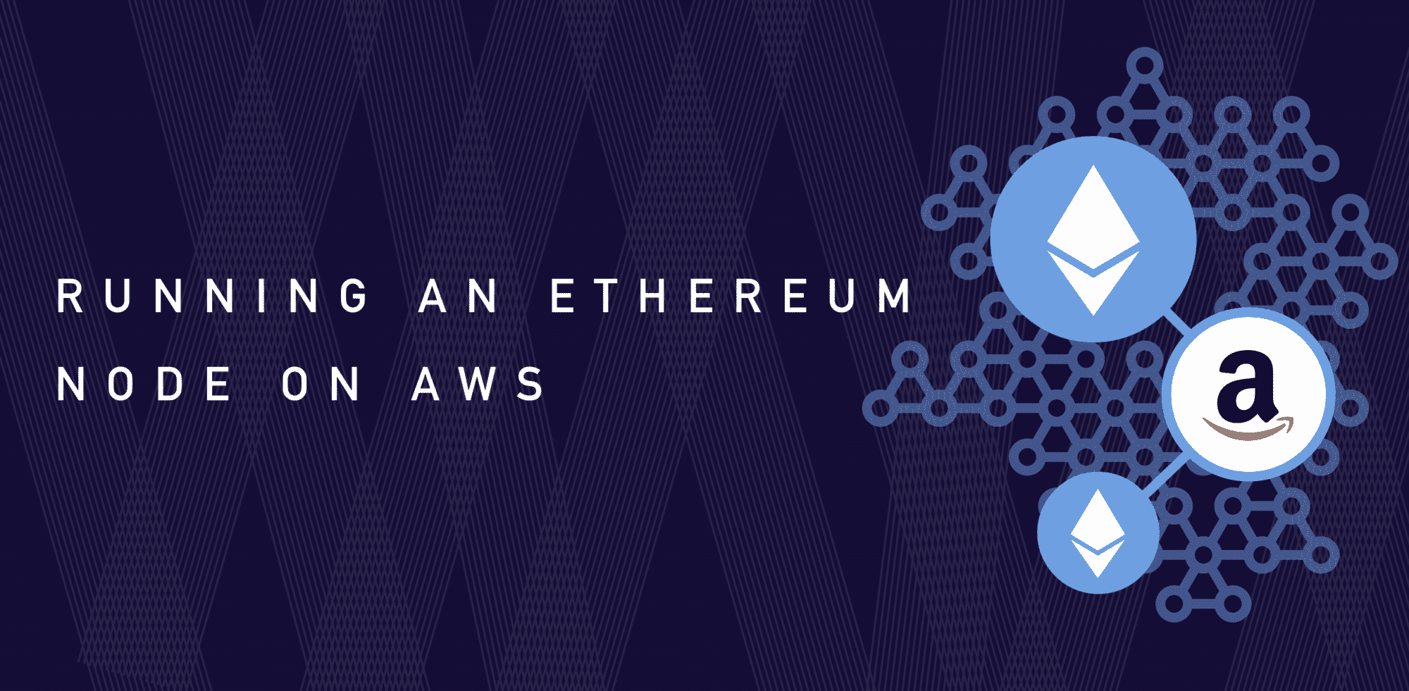 Ethereum Nodes Run on Amazon Web Services