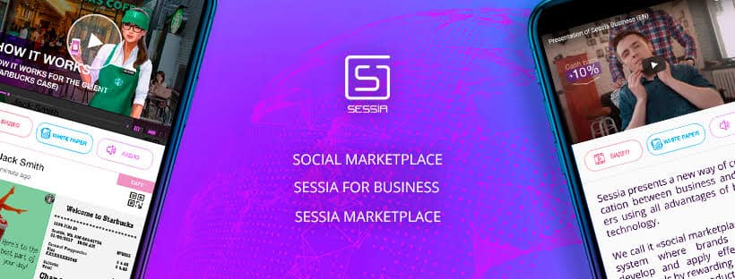 Sessia Uses Blockchain Social Marketplace To Enhance Loyalty Programs