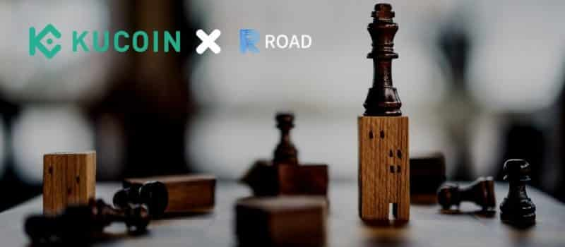 Trading Competition: Kucoin Launches 681,819 ROAD Giveaway