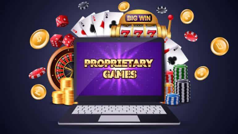 Crypto Casinos Prefer Proprietary Games
